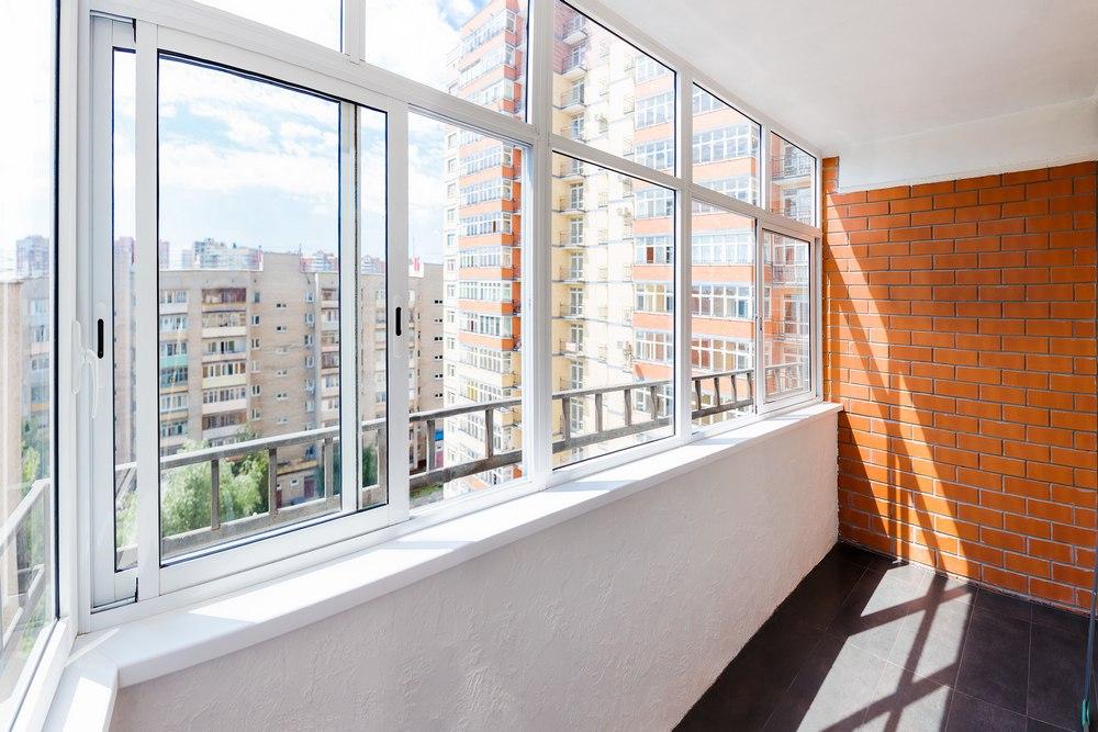 Утепление балкона и лоджии в доме