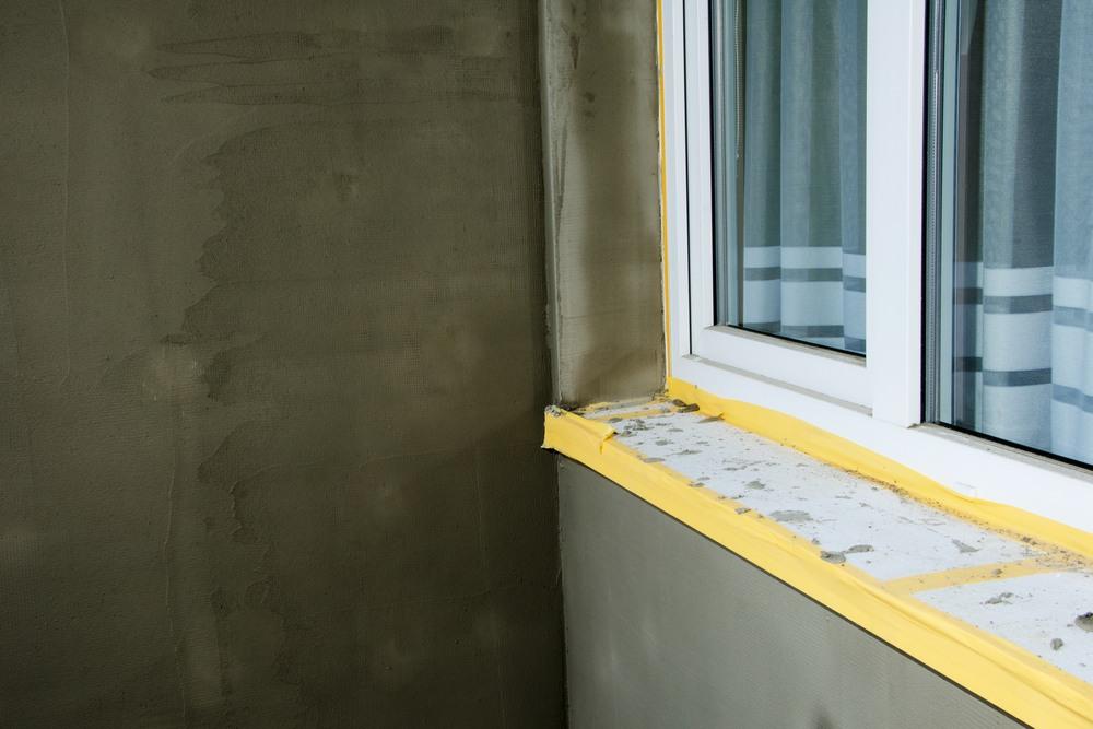 Утепление окон на балконе и лоджии