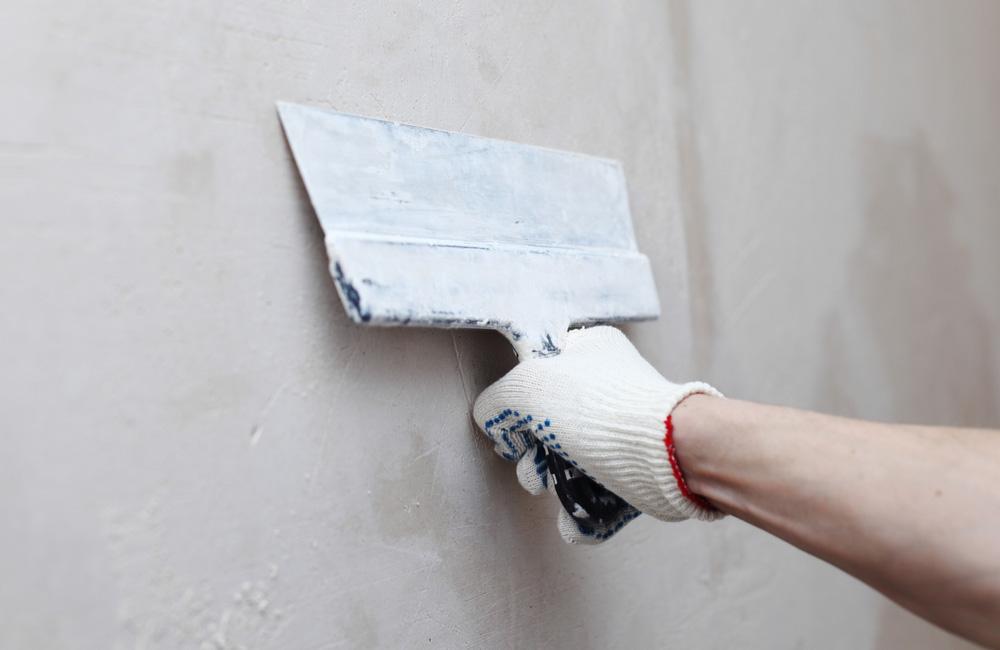 Сырой способ выравнивания стен