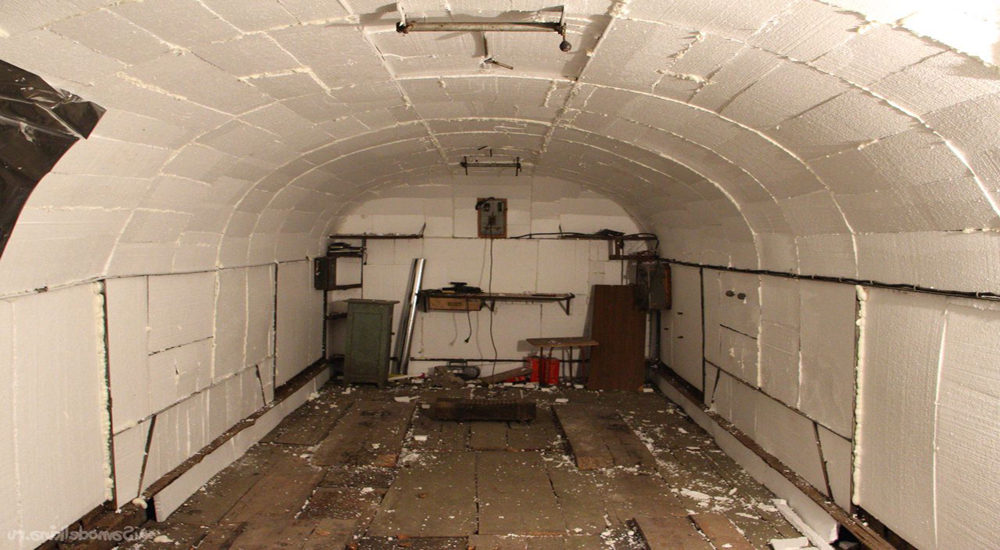 Теплоизоляция гаража