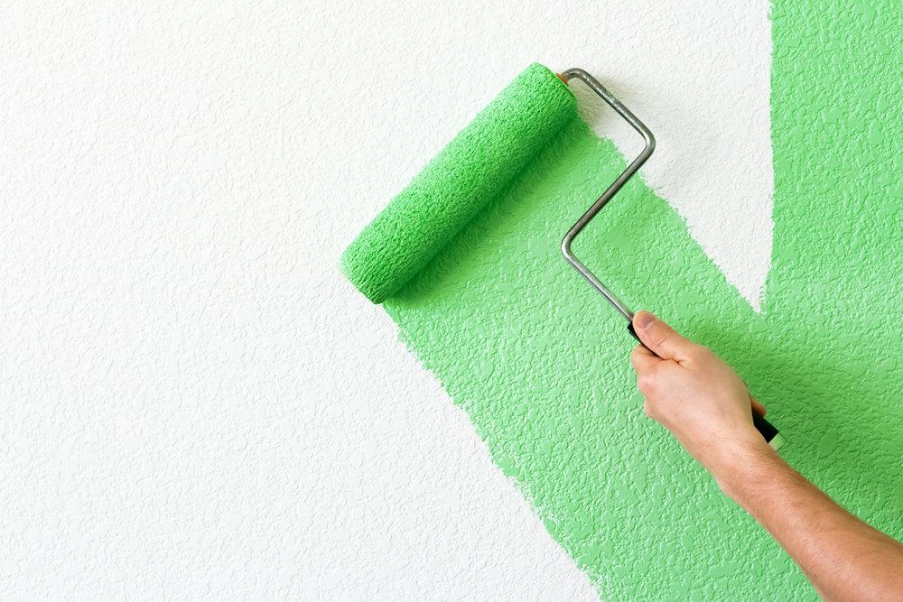 Выбор обоев для покраски