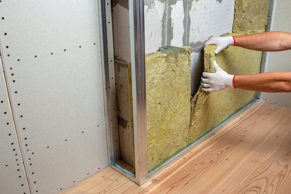 Что потребуется для шумоизоляции стен