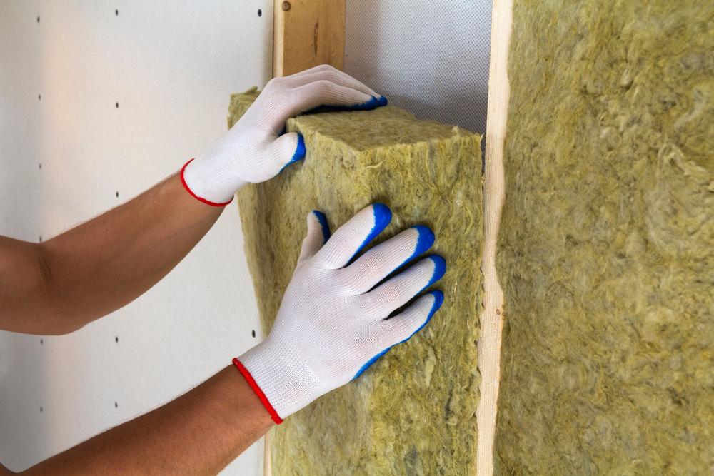 Этапы монтажа звукоизоляции стен в квартире