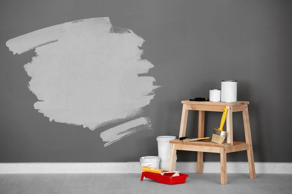 Как избежать ошибок при окрашивании стен