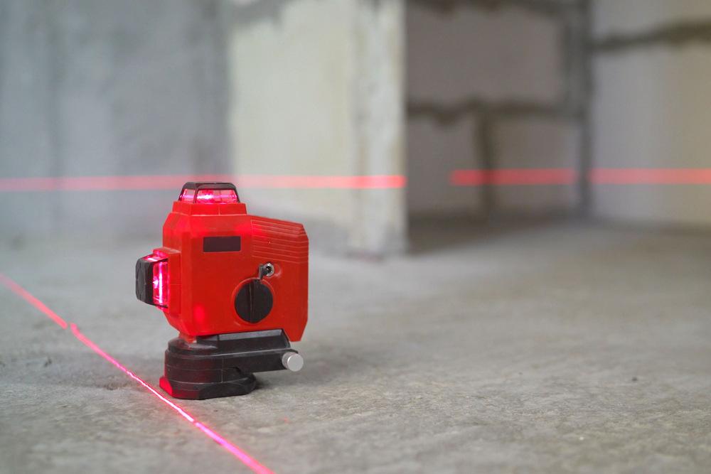 Как выбрать лазерный уровень для работы