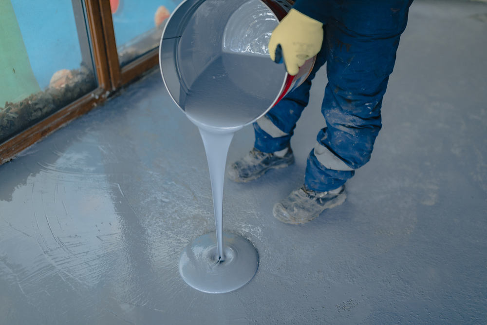 Приготовление растворов с жидким стеклом в строительстве