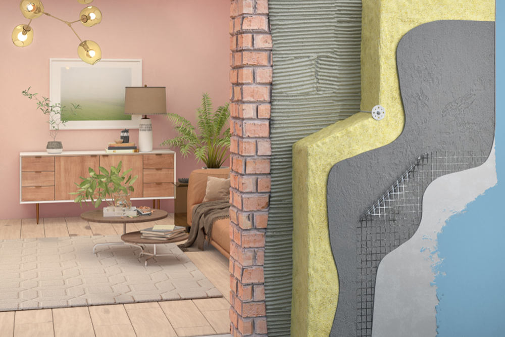Технология мокрый фасад – монтаж и полезные рекомендации
