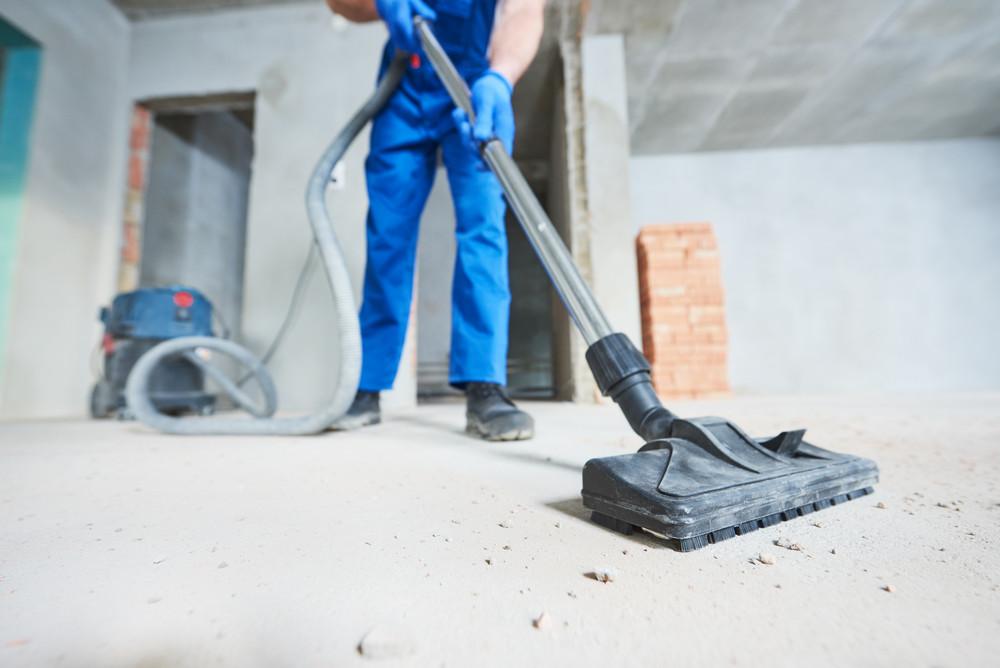 Характеристики строительного пылесоса